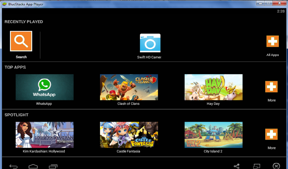 offline-Bluestack-home-page-for-PC