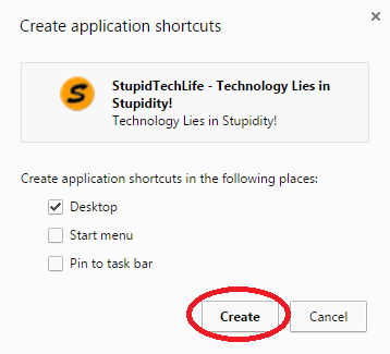 application-shortcut-for-website-using-chrome-trick